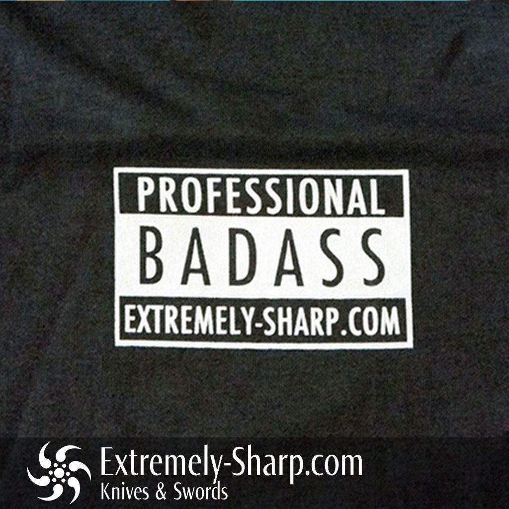 Professional Bad Ass T-Shirt - Extremely-Sharp.com