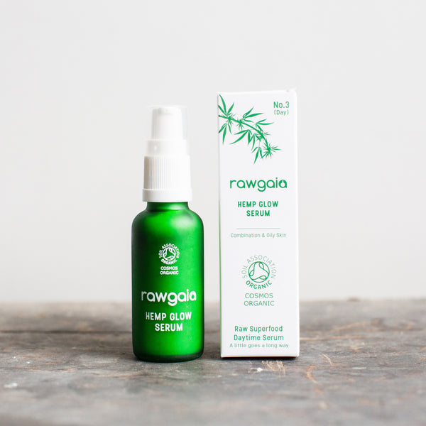 Hemp Glow Serum (30ml)