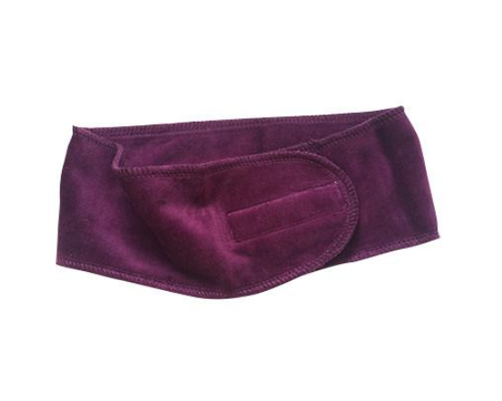 Soft Skincare Headband - Purple