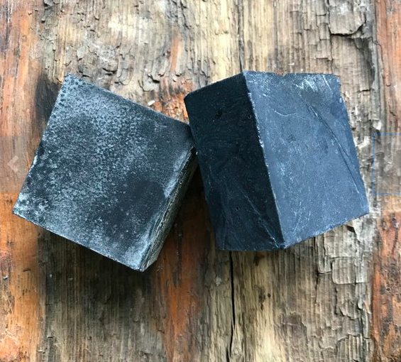 2 x Activated Charcoal Beauty Bars
