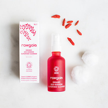 Organic Goji Goddess Superfood Cleanser