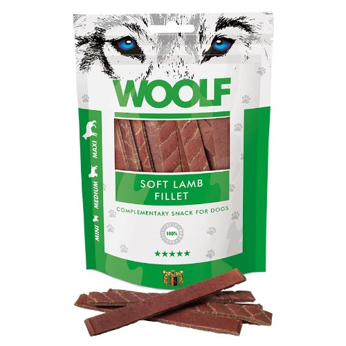 Snack Woolf Filete Tierno De Cordero