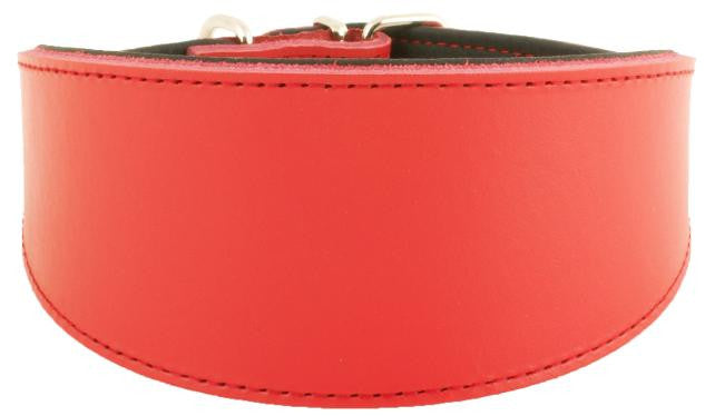 Collar Galgo Royal Rojo
