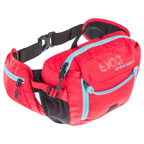 Evoc Hip Pack Race 3L Red/Neon Blue