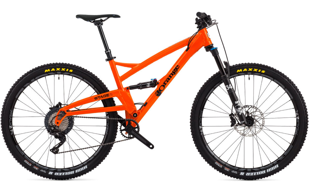 Orange Stage 4 Pro