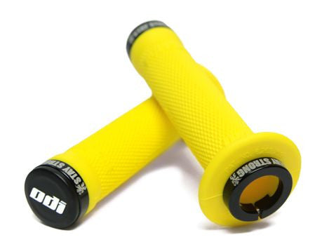 ODI Stay Strong BMX Lock-on grips