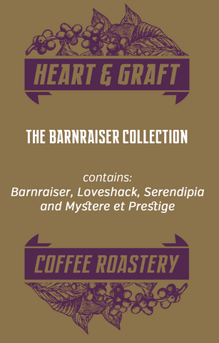 The Barnraiser Collection