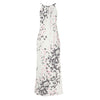 Jemima Maxi Dress - Grey and Pink Ink