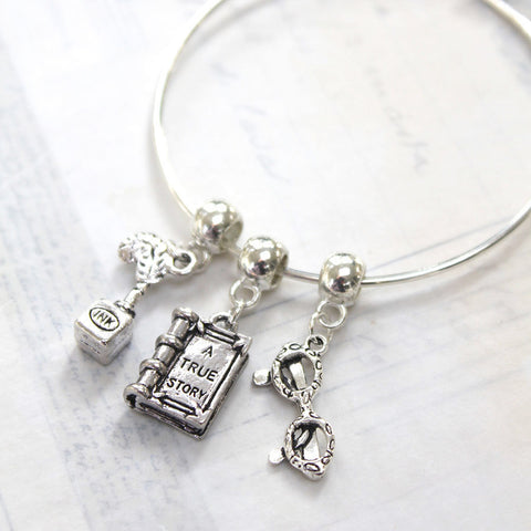 Literacy Book Lover Bracelet (66)