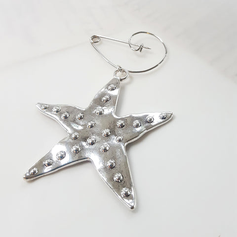 St Ives Star Fish Brooch (76)
