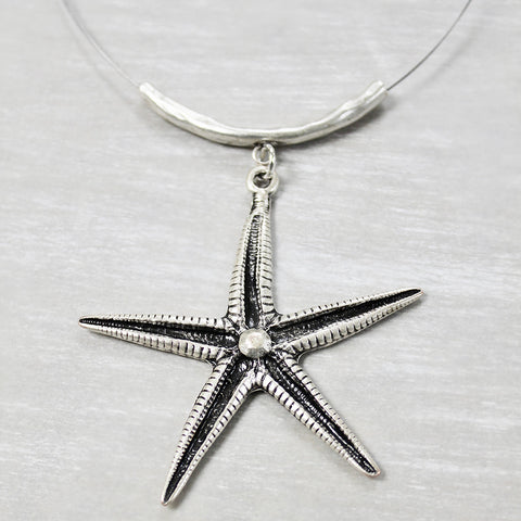 Handmade Starfish Necklace (84)