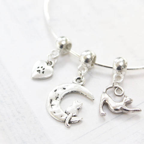 The Cat Sat On The Moon Bracelet (58)