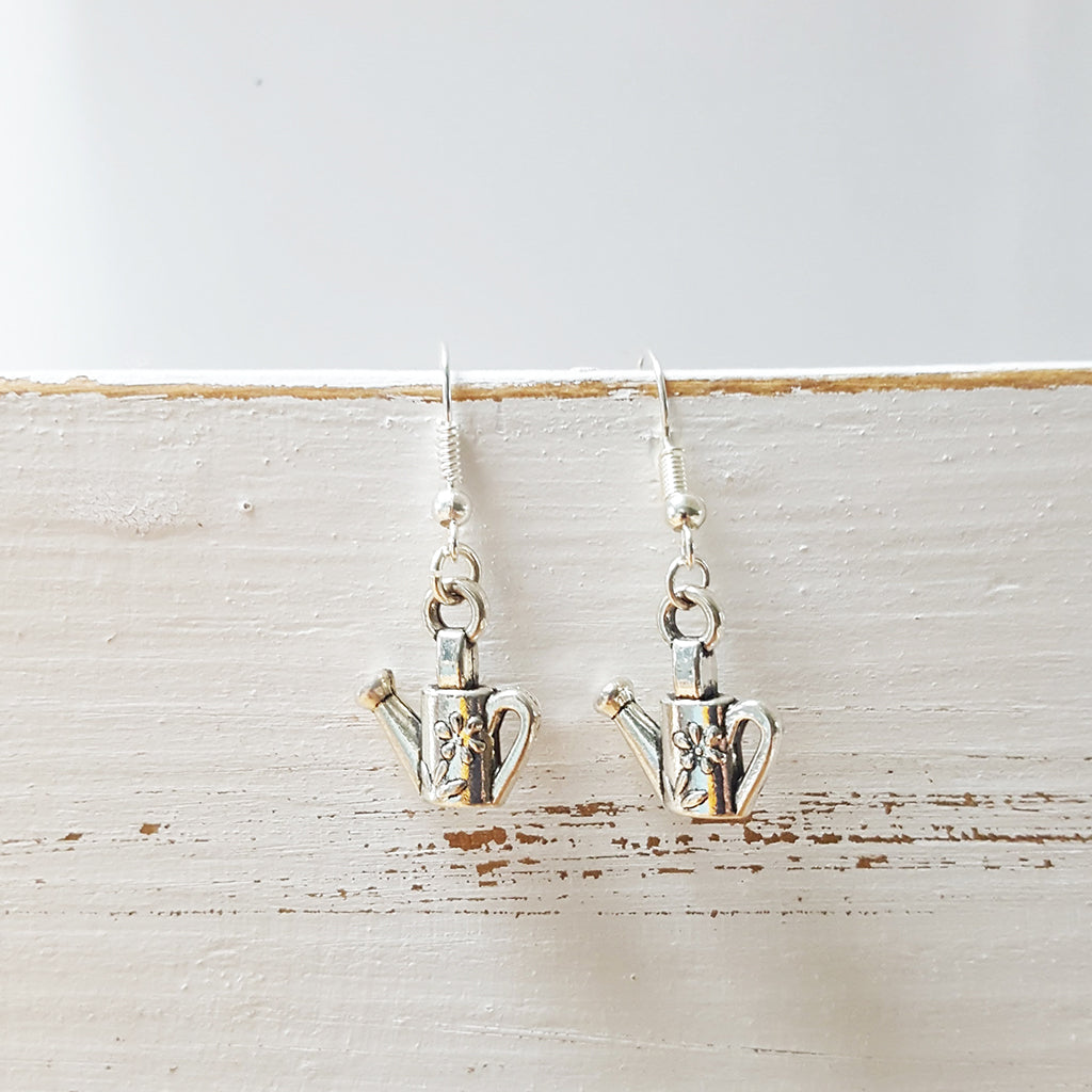 Watering can earrings (146)