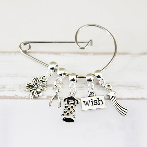 Wish Swirl Brooch (45)