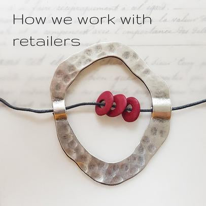 How we work with retailers.