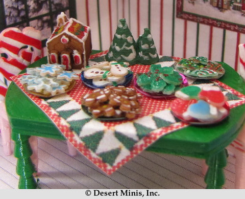 KIT - Christmas Cookie Vignette