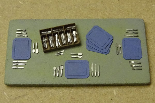 KIT - Silverware and Accessories