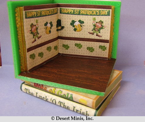 KIT - St. Patrick's Day Roombook