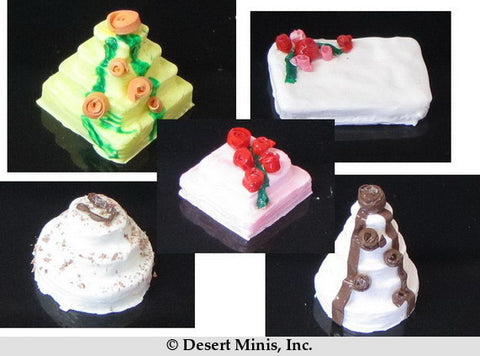 KIT - Blank Cake Assortment