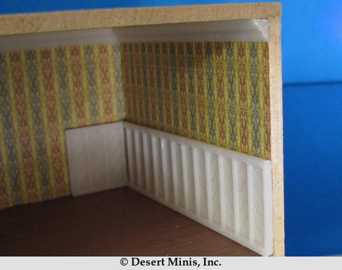 Wainscoting Style B
