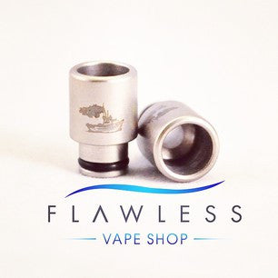 TugBoat Shorty Wide Bore Drip Tip