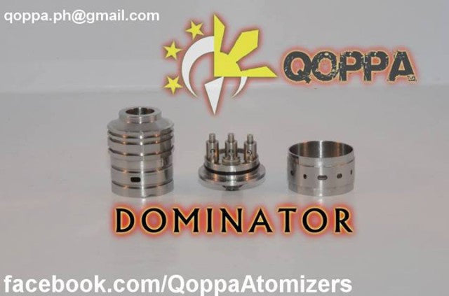 Dominator RDA - Authentic