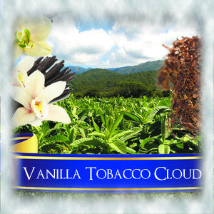 Vanilla Tobacco Cloud