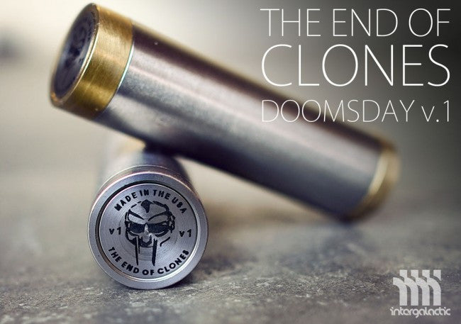 "Genuine Doomsday ""End of Clones"" Mod by Intergalactic Industries"