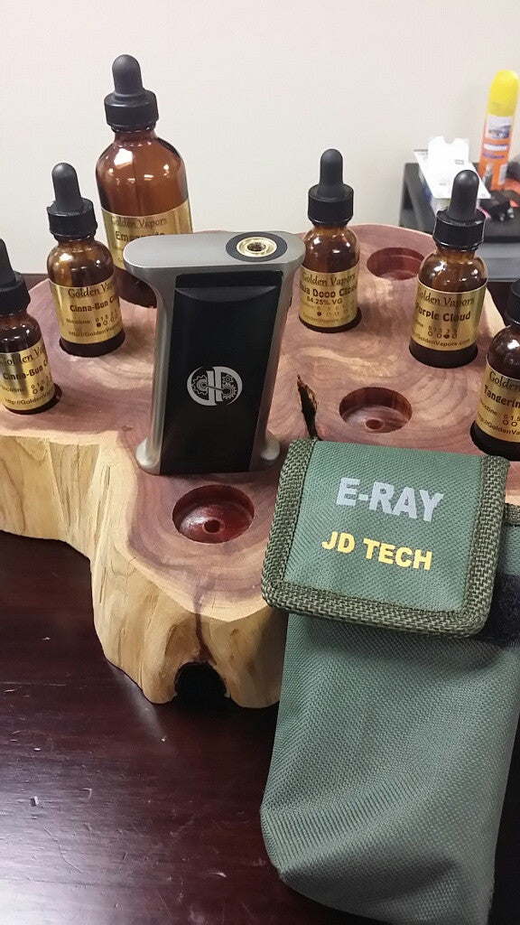 Authentic E Ray by JD Tech