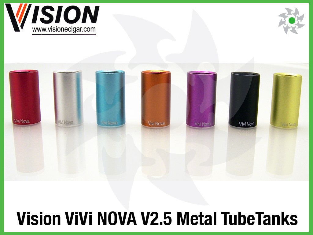 vivi nova steel tank replacement