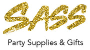 Sass Party Supplies & Gifts