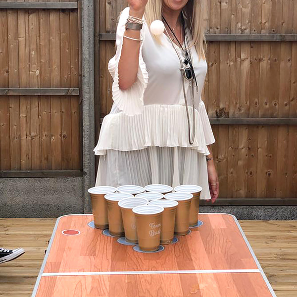 Hen Pong Party Drinking Game