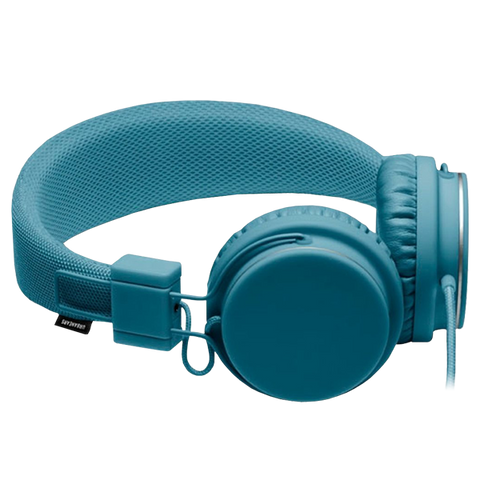 Urbanears Plattan Premium Wired Headphone - Petrol One Size