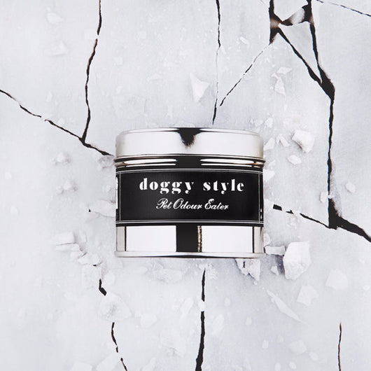 Filthy Velvet Doggy Style Pet Odour Eater Scented Candle