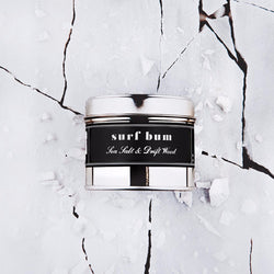 Filthy Velvet Surf Bum Sea Salt Drift Wood Scented Candle