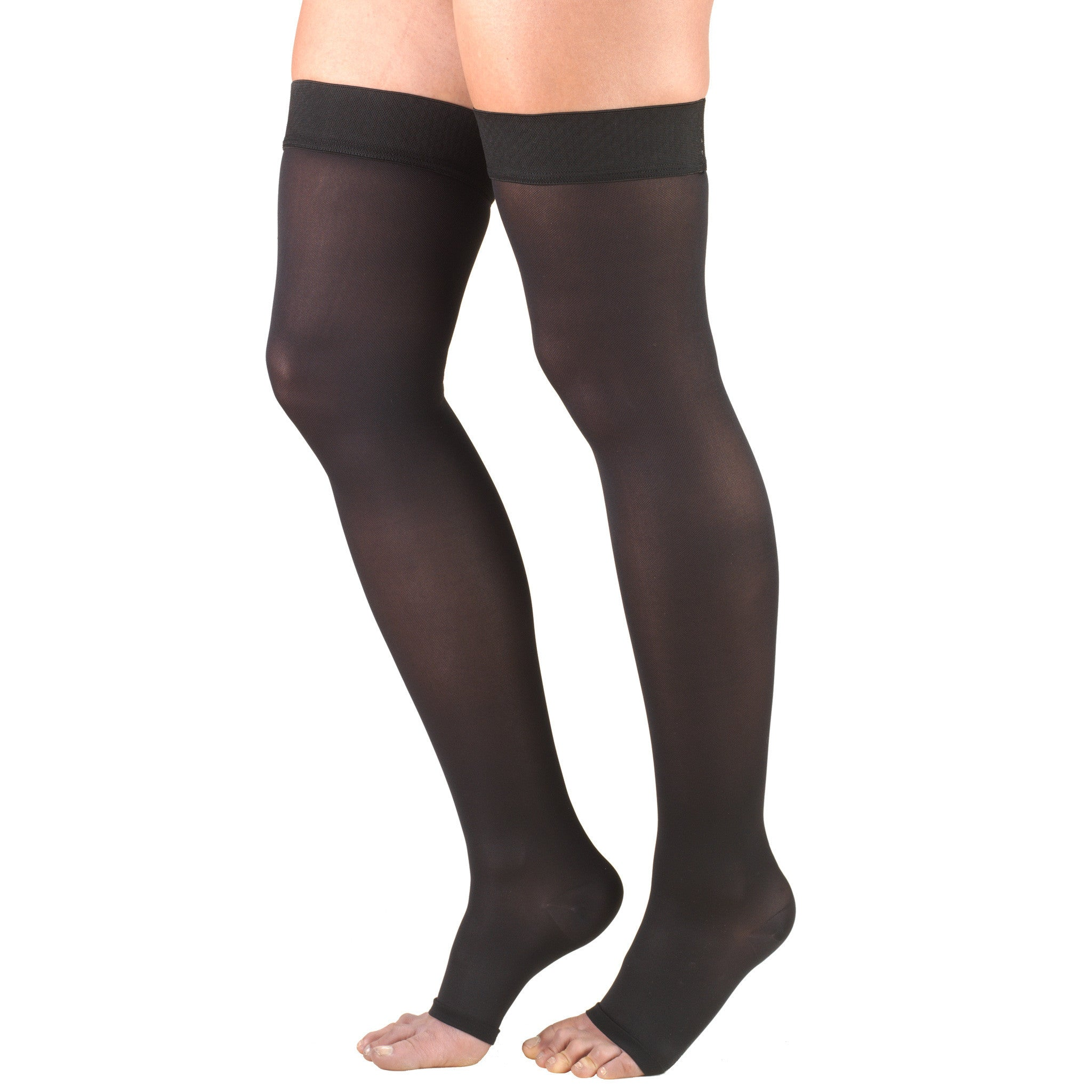 1ed4737c8cd Truform 362 Compression Stockings 20-30 mmHg Black – CompressionStocking.co