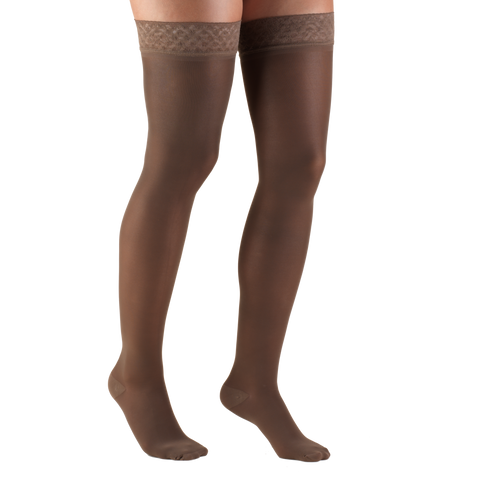 5445bb9c5ca Truform 264 Compression Stockings 20-30 mmHg Taupe – CompressionStocking.co