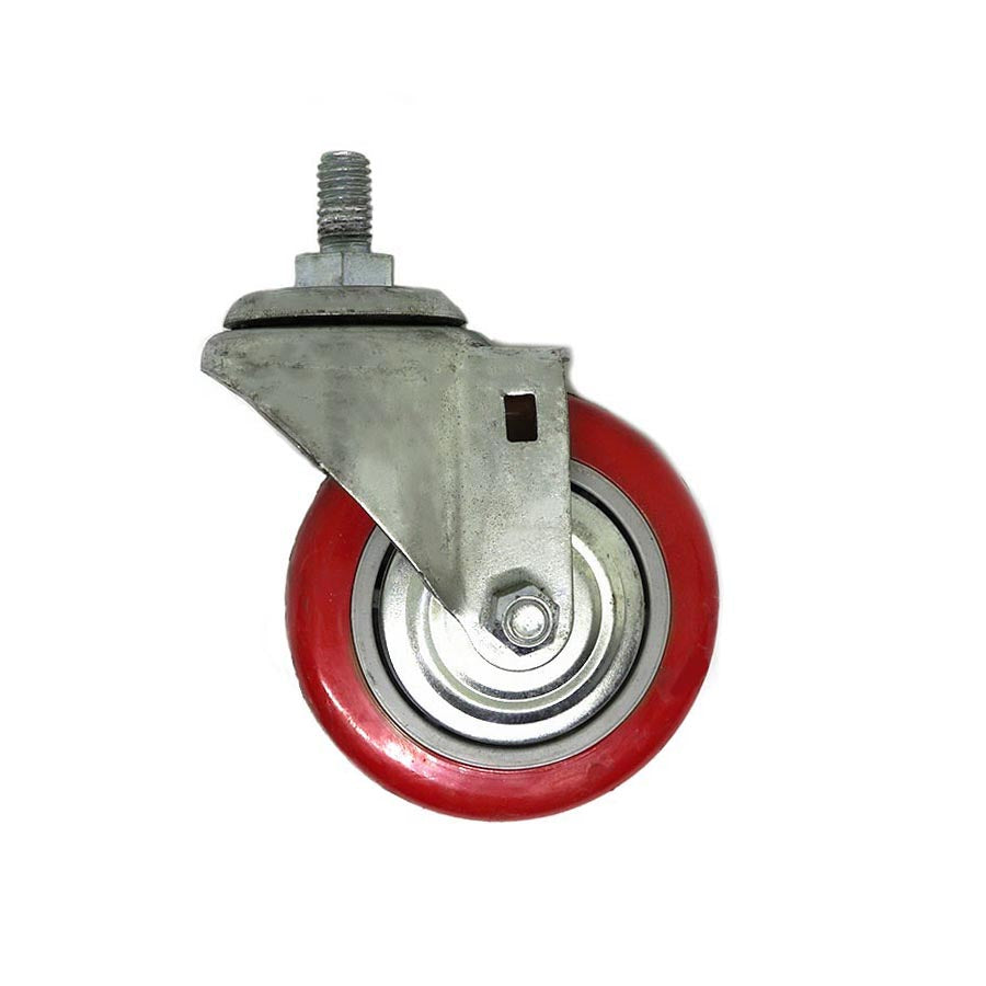 "TT-100S | 4"" Swivel Stem Caster"