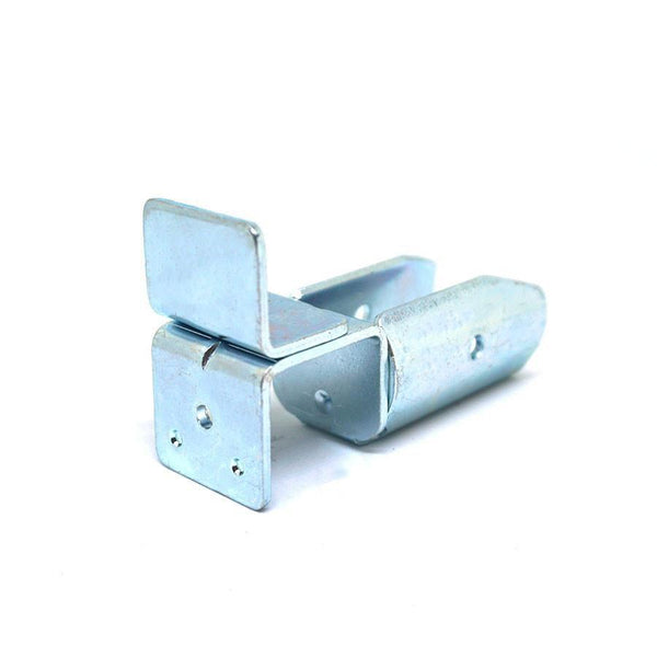 GS-B | Pipe Mounting Bracket with Tab Stop - IPS Material Handling | Ecoflex