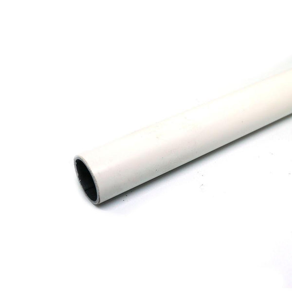 IPS Material Handling Inc. Ecoflex Pipes CP-2810-WH | White Pipe