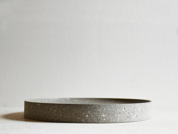 Polished Concrete Bowl - Large