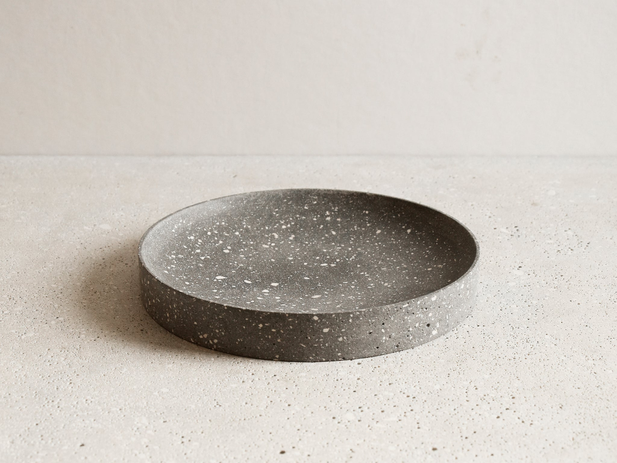 Polished Concrete Bowl - Medium