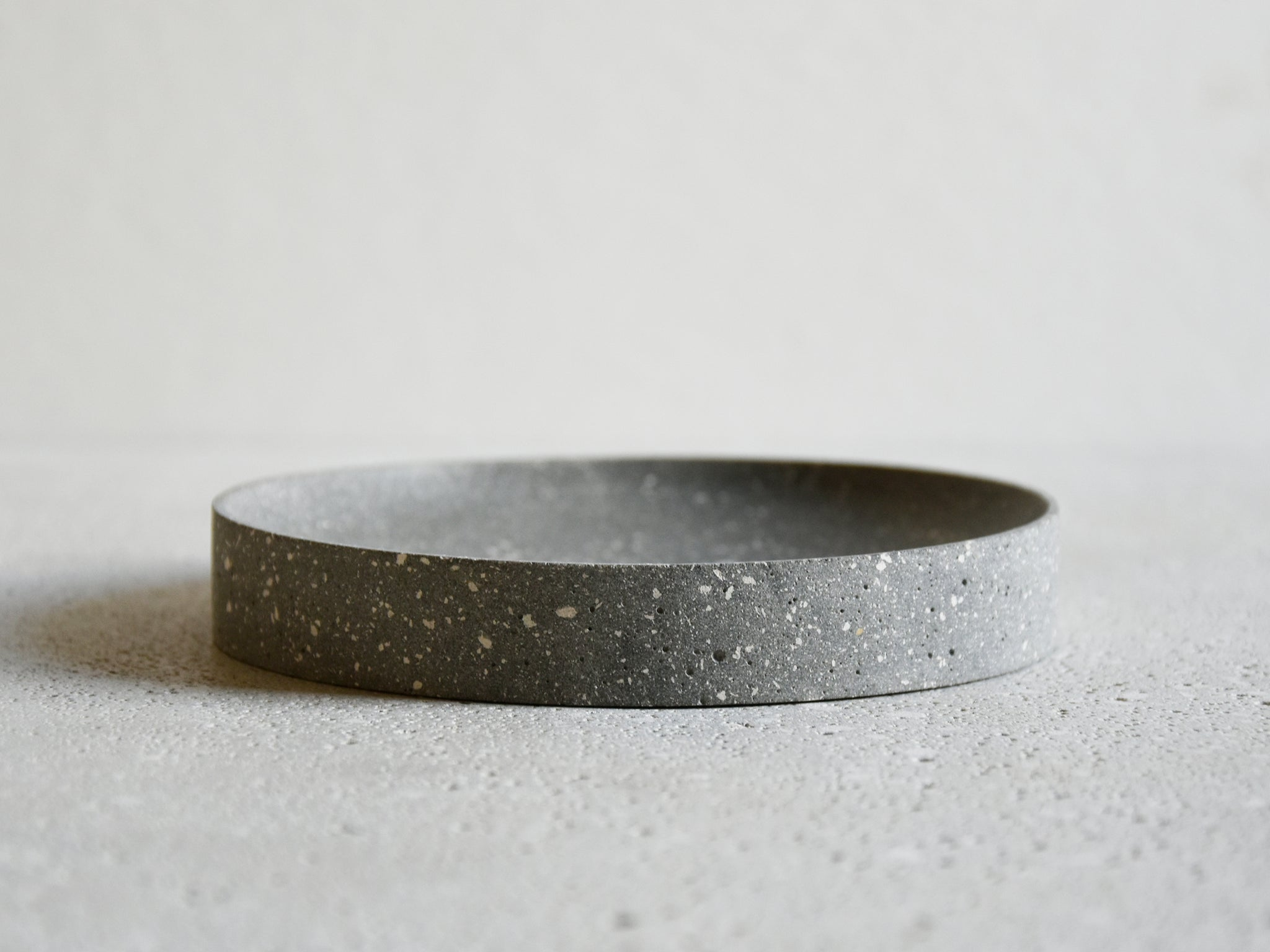Polished Concrete Bowl - Small - No.1