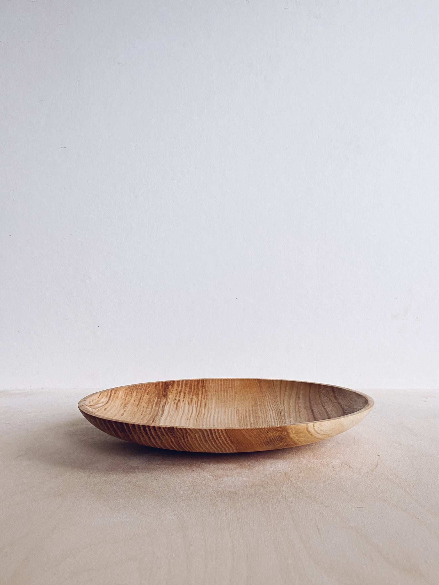 Plate - in Olive Ash