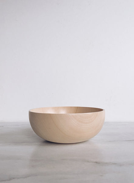 Bowl - in Sycamore