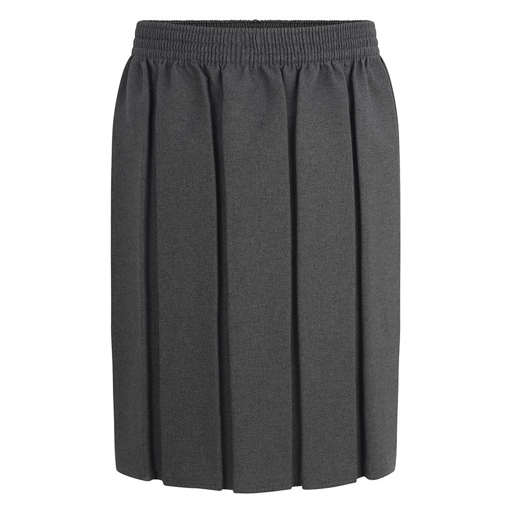 Girls ' Box Pleat Skirt