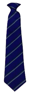 Alderbrook Secondary School Clip-On Tie