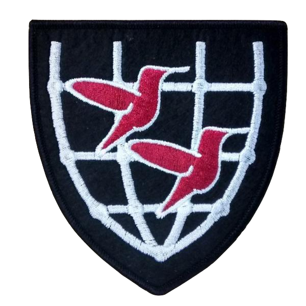 Cockshut Hill Secondary School Blazer Badge