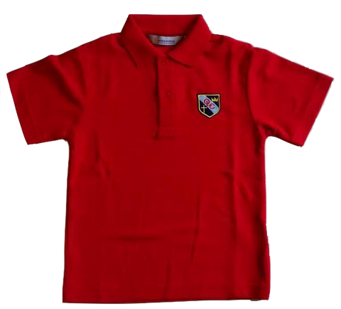 Our Lady of Compassion PE Poloshirt