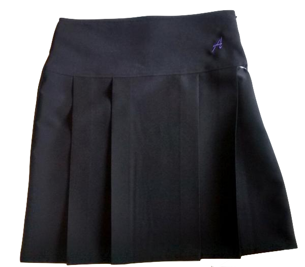 Alderbrook Black Skirt (Year 10 - 11)